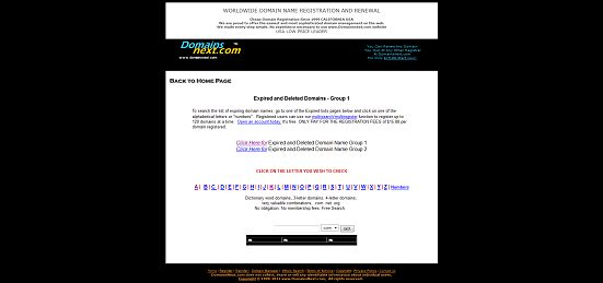 DomainsNext.com