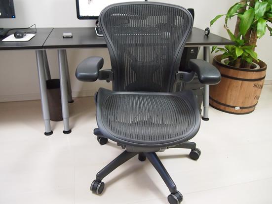 絶妙の大きさの椅子